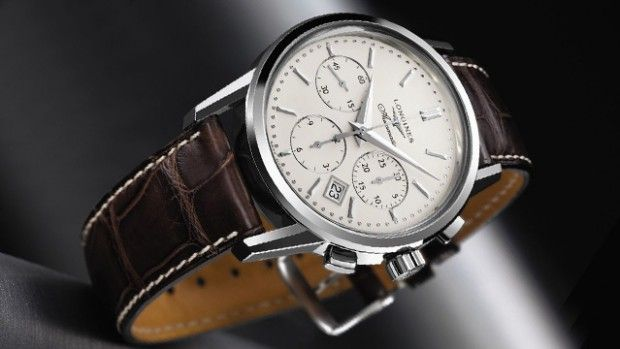 Column-Wheel Chronograph