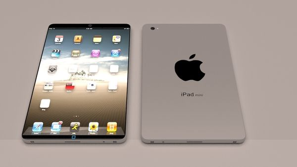 Apple iPad mockup