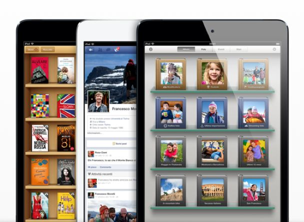 ipad mini ibooks