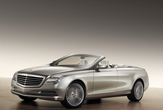 Concept Ocean Drive four-door convertible
