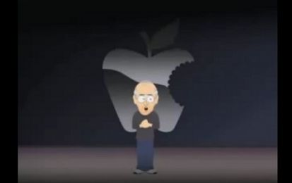 South Park omaggia Steve Jobs: video cult