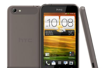 HTC One V: smartphone Android dal design unico