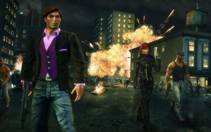 Saints Row The Third: Full Package in uscita a novembre con i DLC