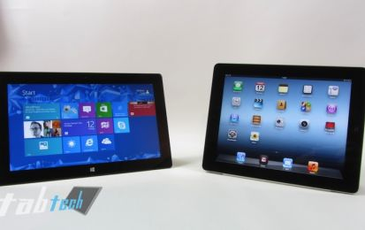 iPad 4 vs Surface vuol dire Apple contro Microsoft [VIDEO]