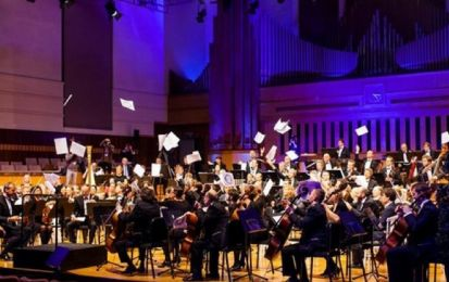 Samsung Galaxy Note 10.1 come spartiti per la Filarmonica di Bruxelles [VIDEO]