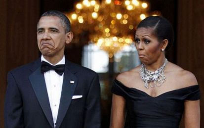Obama e Michelle, coppia in crisi: divorzio in vista?