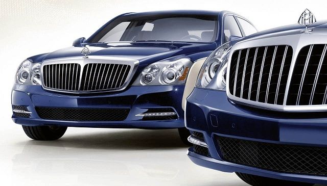Maybach Guard: lusso blindato