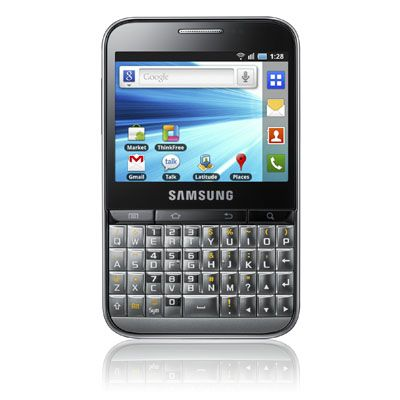 Samsung Galaxy Pro: smartphone Android business