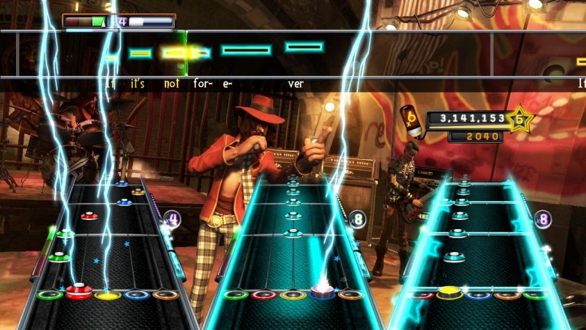 Musicisti multiplayer con Guitar Hero 5