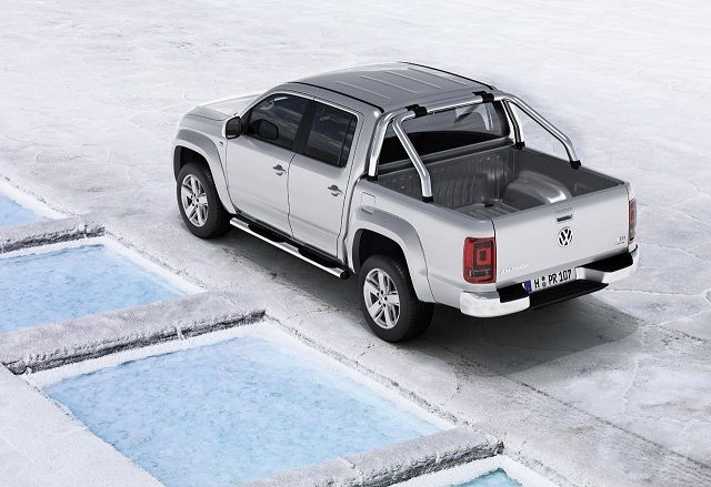 Volkswagen Amarok Trendline e Highline: pick-up robusto