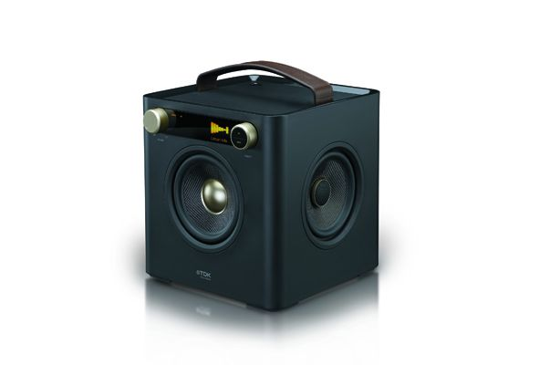 TDK Sound Cube: sistema audio per i party in giardino