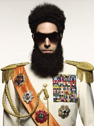 Sacha Baron Cohen sarà Saddam in The Dictator