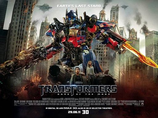 Transformers 3, incassi da record: dominio al botteghino