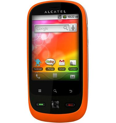 Alcatel One Touch 890D: smartphone Android Dual SIM