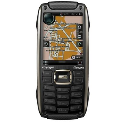 NGM Voyager: dual SIM impermeabile con GPS