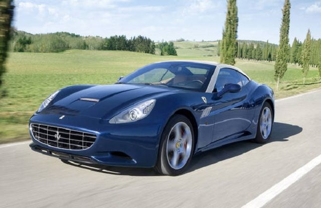Ferrari California Model Year 2012 al Salone di Ginevra