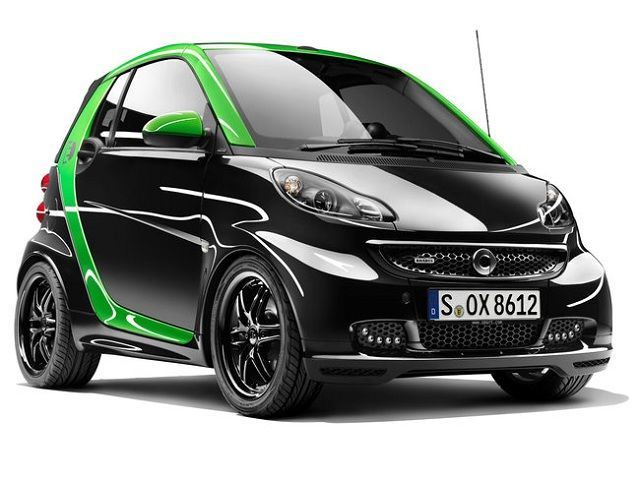 Smart Brabus electric drive debutta a Ginevra