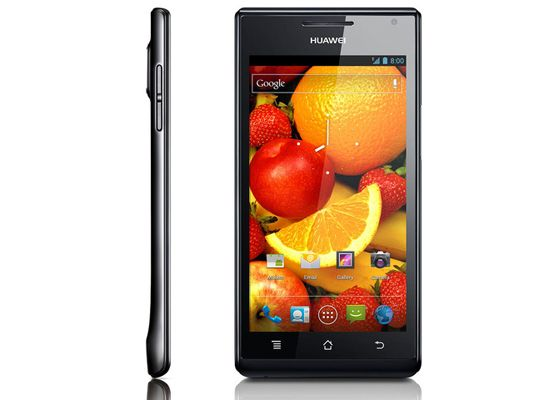 Huawei Ascend P1: smartphone Android potente ed elegante