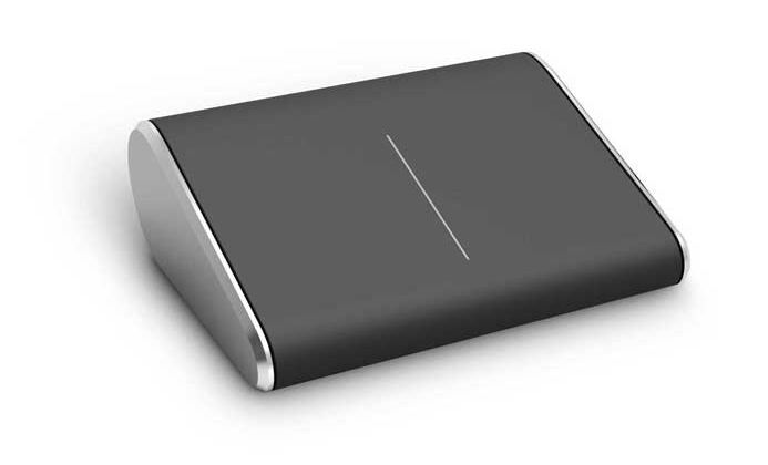 Microsoft Wedge Touch mouse, prezzo e caratteristiche del mouse per Windows 8