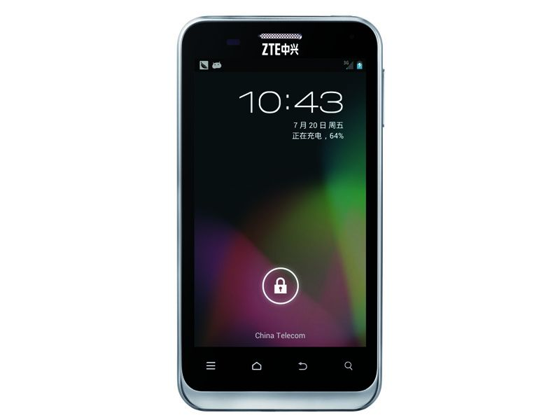 ZTE N880E, Android 4.1 Jelly Bean per lo smartphone cinese