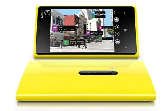 Nokia Lumia 920, Pureview sui nuovi smartphone Windows 8