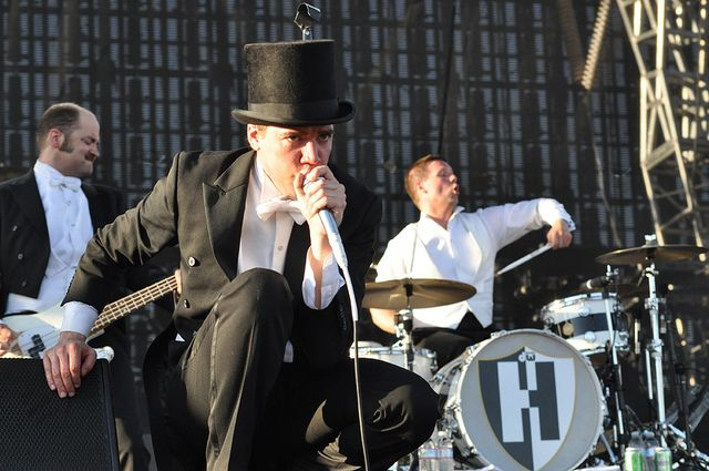 The Hives all'Alcatraz il 4 dicembre 2012: il punk rock torna a Milano