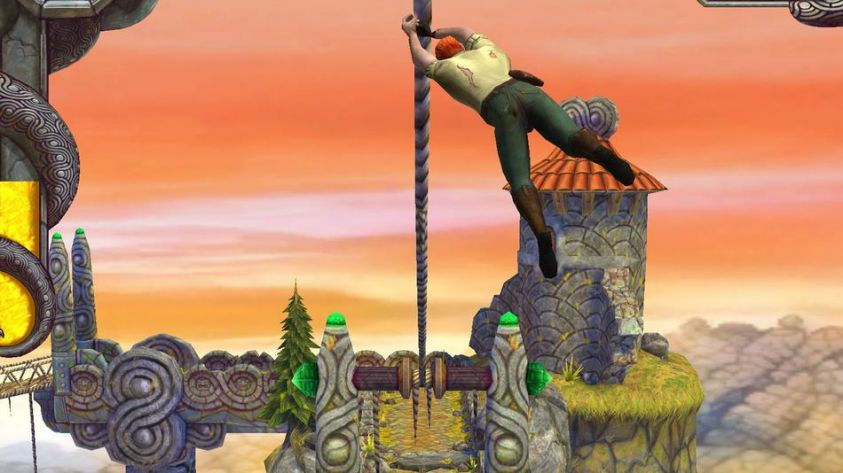Temple Run OZ: scappa (gratis) su iPhone [VIDEO]