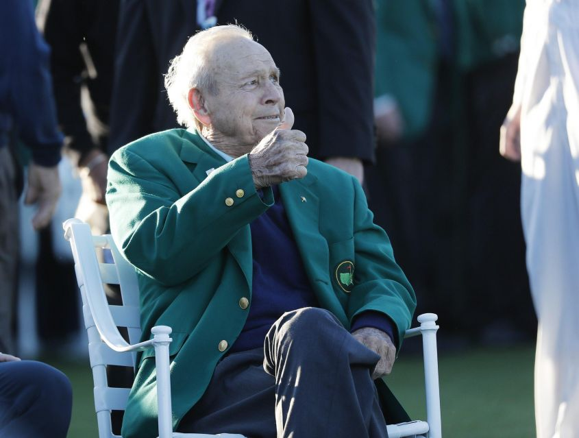 The 2016 Masters Tournament