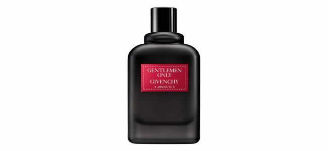 Bilancia Gentlemen Only Absolute di Givenchy