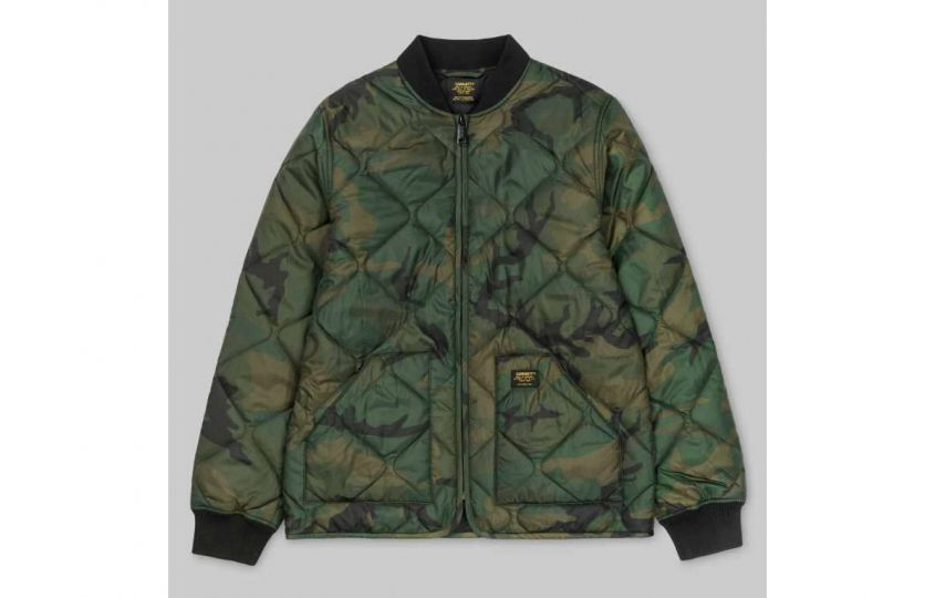 Bomber camouflage Carhartt