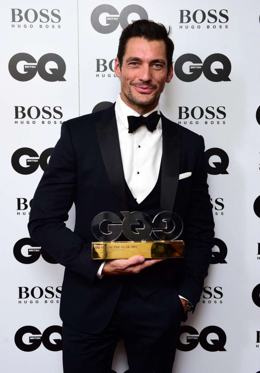 GQ Men of the Year Awards 2015   London