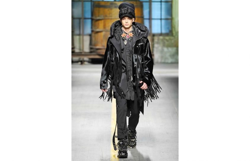 Dsquared2 look