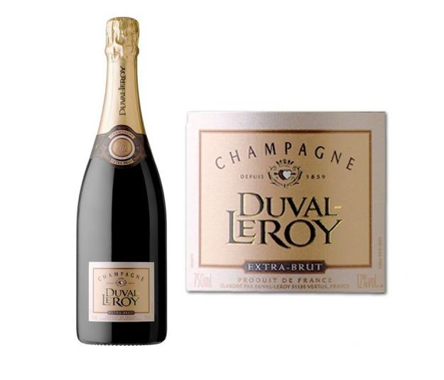 Duval Leroy Champagne