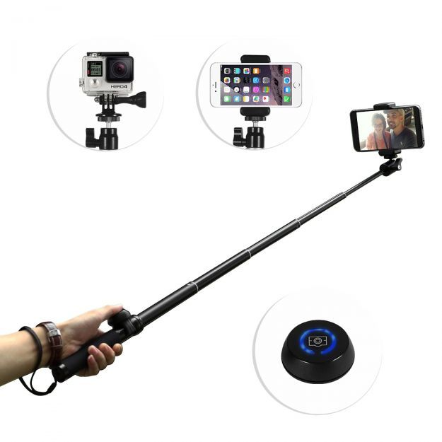 EC Technology Selfie Stick