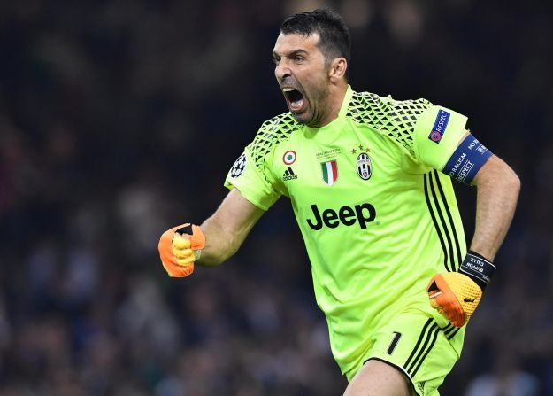 Soccer: Champions League Final; Juventus Real Madrid