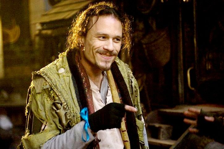 Heath Ledger ultimo film Parnassus