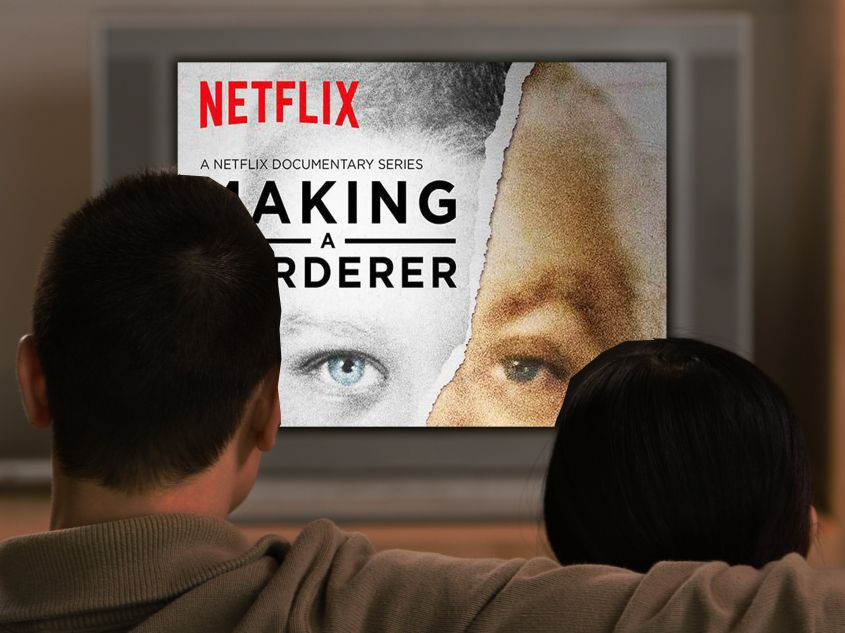 Making a murdere documentario Netflix