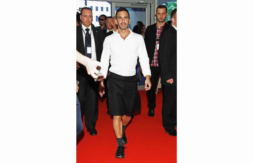 Marc Jacobs in gonna