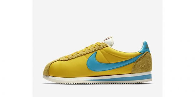 Nike Classic Cortez gialle