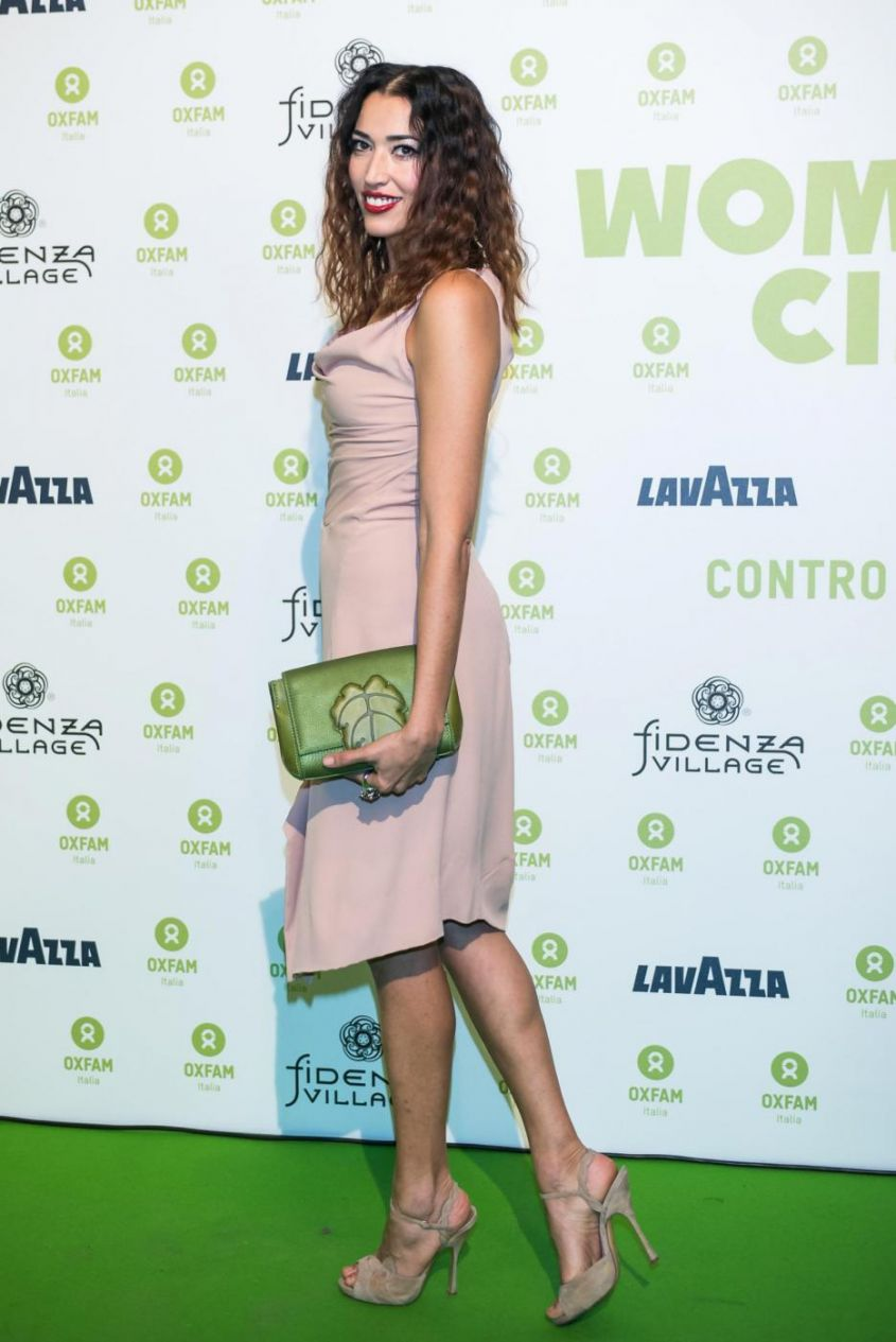Red Carpet Oxfam Women's Circle 2015 a Milano