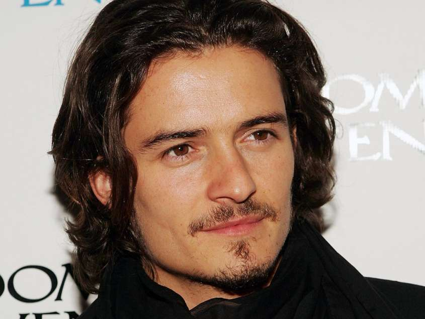 Orlando Bloom dislessia