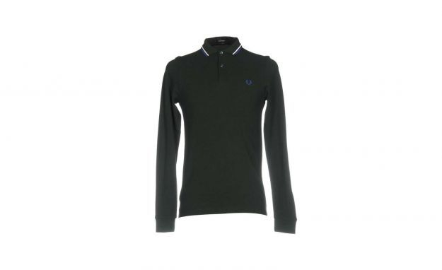Polo manica lunga  Fred Perry