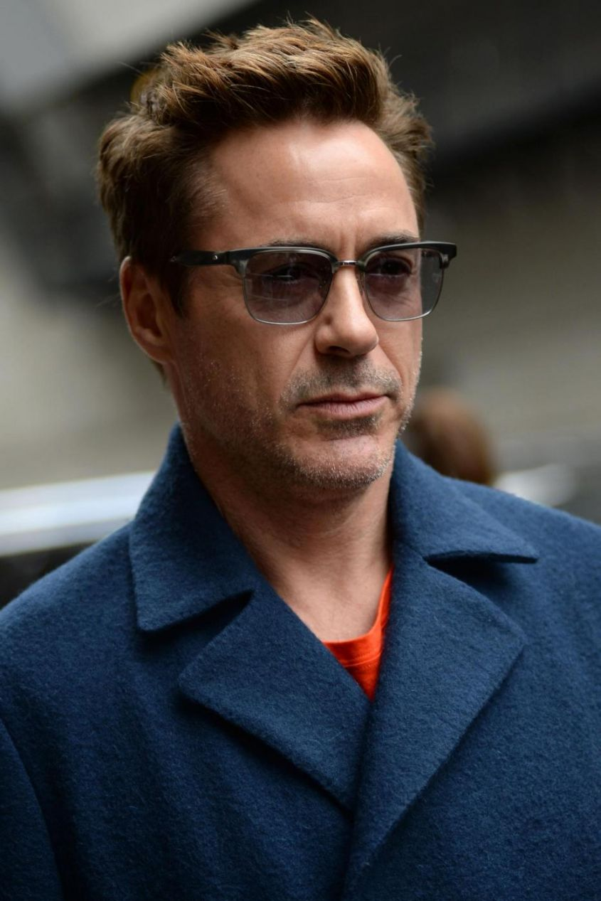 Robert Downey Jr al David Letterman Show