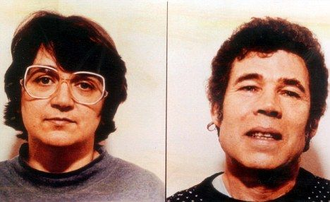 Rosemary e Fred West