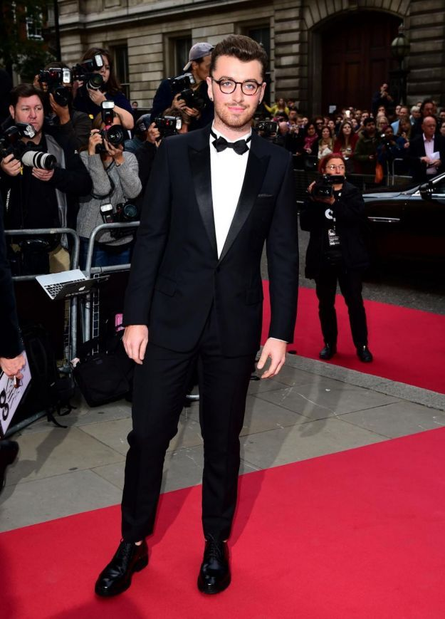 GQ Men of the Year Awards 2015 a Londra