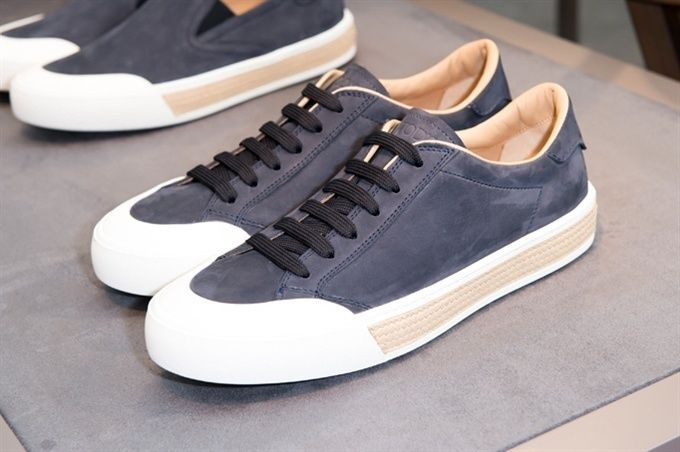 Sneakers suede Tod's