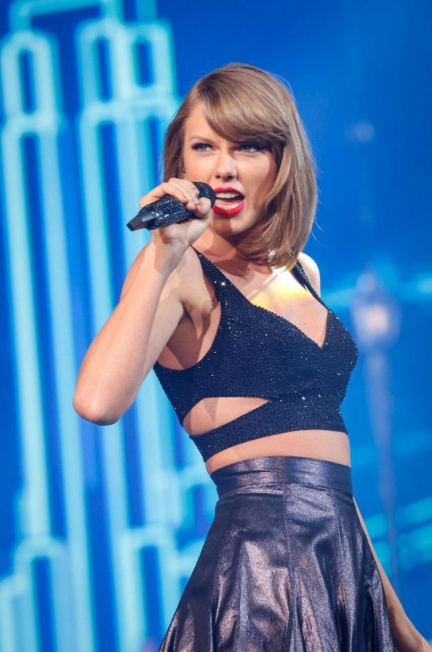 Taylor Swift in concerto a Shanghai