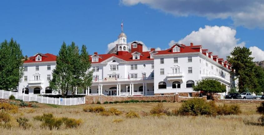 The Stanley Hotel, che ha ispirato Shining