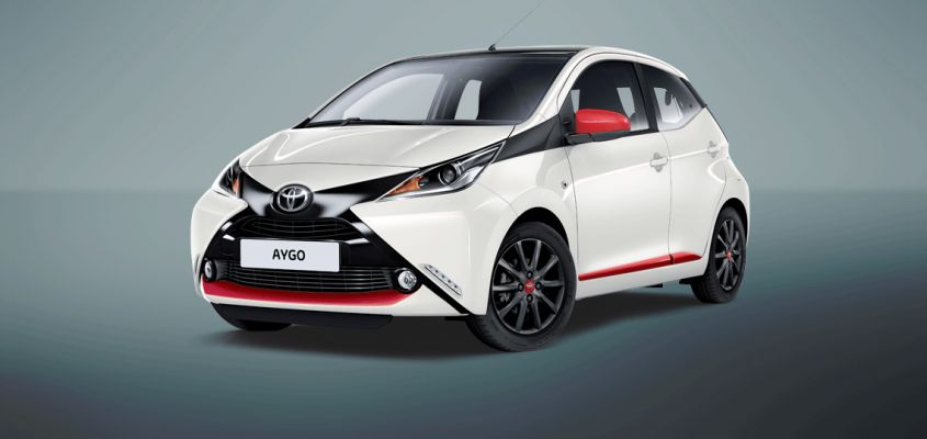 Toyota Aygo x cool