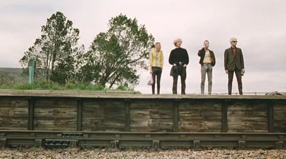 Trainspotting il film
